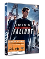 copertina film Mission: Impossible - Fallout