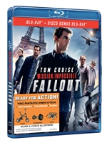 copertina film Mission: Impossible - Fallout (Blu-Ray Disc + Bonus Disc)