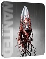 copertina film Wanted - Scegli il tuo destino - Edizione Limitata 10° Anniversario (Blu-Ray Disc - SteelBook)