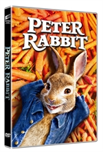 copertina film Peter Rabbit