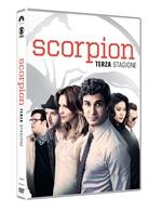 copertina film Scorpion - Stagione 3 (6 DVD)
