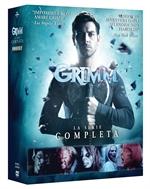 copertina film Grimm - La Serie Completa - Stagioni 1-6 (34 DVD)