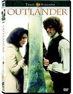 copertina film Outlander - Stagione 3 (5 DVD)