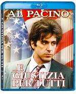 copertina film ...e giustizia per tutti (Blu-Ray Disc) (Esclusiva DVD-Store)