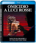 copertina film Omicidio a luci rosse (Blu-Ray Disc) (Esclusiva DVD-Store)