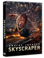 copertina film Skyscraper