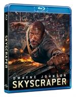 copertina film Skyscraper (Blu-Ray Disc)