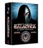 copertina film Battlestar Galactica - Serie Completa - Stagioni 1-4 (25 DVD)