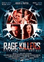 copertina film Rage killers - Sterminatori sociali