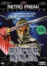 copertina film Super Ninja (Retro Freak  Collection)