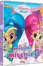 copertina film Shimmer and Shine - Misfatto magico