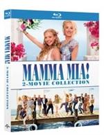 copertina film Mamma Mia! - 2-Movie Collection (2 Blu-Ray Disc)