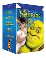 copertina film Shrek - Collezione 4 Film (4 DVD)