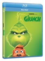 copertina film Il Grinch (2018) (Blu-Ray Disc)