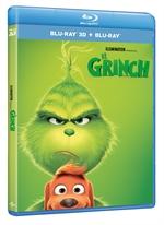 copertina film Il Grinch (2018) (Blu-Ray 3D + Blu-Ray Disc)