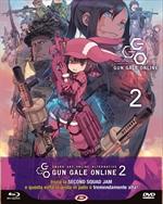 copertina film Sword Art Online Alternative - Gun Gale Online - Box 2 - Limited Edition (Blu-Ray Disc + DVD)