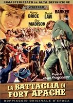 copertina film La battaglia di Fort Apache (Western Classic Collection)