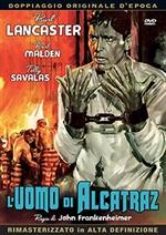 copertina film L'uomo di Alcatraz