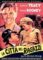 copertina film La città dei ragazzi + Gli uomini della città dei ragazzi (2 DVD)