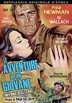 copertina film Le avventure di un giovane