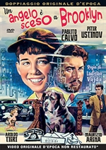 copertina film Un angelo è sceso a Brooklyn (Rare Movies Collection)
