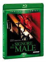 copertina film Il signore del male - New Edition Remastered (Indimenticabili) (Blu-Ray Disc)