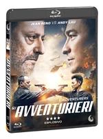 copertina film The Adventurers - Gli avventurieri (Blu-Ray Disc)
