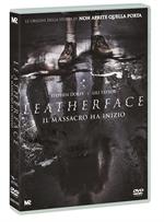 copertina film Leatherface - Il massacro ha inizio (V.M. 14 anni)