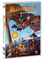 copertina film Leo Da Vinci - Missione Monna Lisa