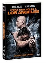 copertina film C'era una volta a Los Angeles