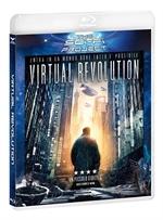 copertina film Virtual Revolution (Sci-Fi Project) (Blu-Ray Disc)