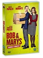 copertina film Bob & Marys - Criminali a domicilio