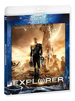 copertina film Explorer (Sci-Fi Project) (Blu-Ray Disc)