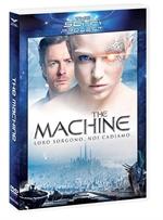 copertina film The Machine (Sci-Fi Project)