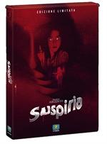 copertina film Suspiria - Edizione Limitata da Collezione Numerata (Blu-Ray Disc + DVD) (V.M. 14 anni)