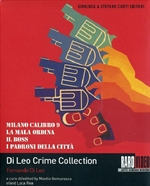 Fernando Di Leo - Crime Collection (4 Blu-Ray Disc) (V.M. 18 anni)
