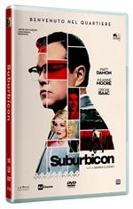 copertina film Suburbicon - Dove tutto è come sembra