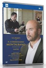 copertina film Il commissario Montalbano - Amore