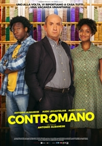 copertina film Contromano