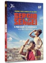 copertina film Sergio & Sergei - Il professore e il cosmonauta