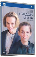 copertina film Il fulgore di Dony