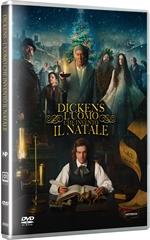 copertina film Dickens - L'uomo che inventò il Natale