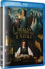 copertina film Dickens - L'uomo che inventò il Natale (Blu-Ray Disc)