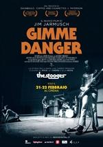 copertina film Gimme Danger