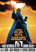 copertina film L'uomo che amò Gatta Danzante (Cineclub Classico)