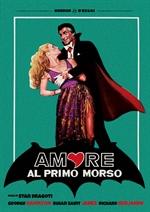 copertina film Amore al primo morso - Restaurato in 4K (Horror d'Essai)