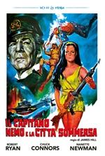 copertina film Il capitano Nemo e la città sommersa (Sci-Fi d'Essai)