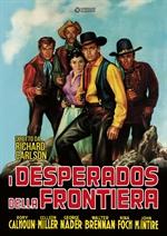 copertina film I desperados della frontiera (Cineclub Classico)