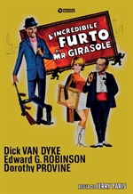 copertina film L'incredibile furto di Mr. Girasole (Cineclub Classico)