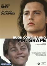copertina film Buon Compleanno Mr. Grape (Blu-Ray Disc)
